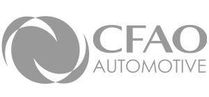 Logo de la société CFAO au Maroc